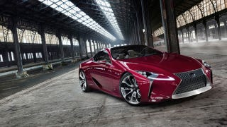 ​This Report On Lexus' 600-HP Coupe Is Everything Wrong With Car Names