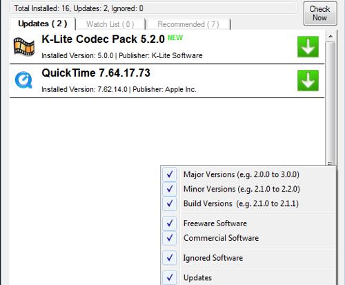Five Best Software Update Tools
