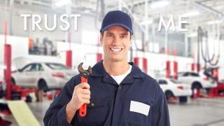 Shop won't install customer-supplied parts? Bye bye.