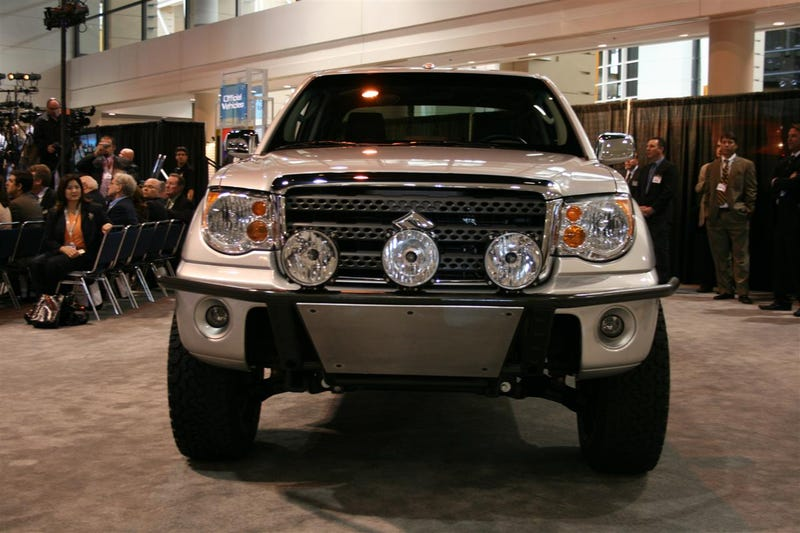 2009 Chicago Auto Show: Day One
