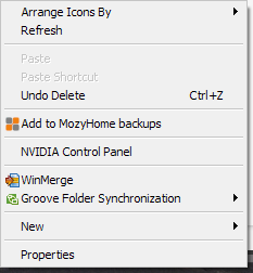 Mmm Free Declutters Busy Context Menus