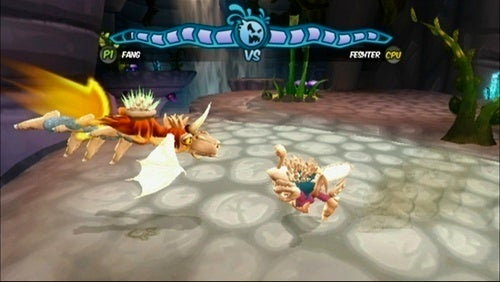 How About A Spore Fighting Game?