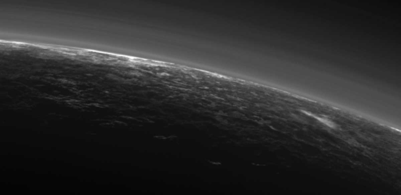 Pluto's Skies Might Be More Earth-Like Than We Imagined