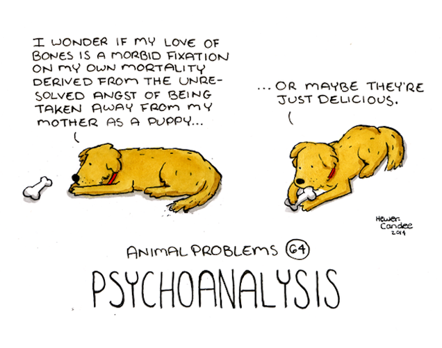 Adorable Comics Illustrate The Peculiar Problems Animals Have