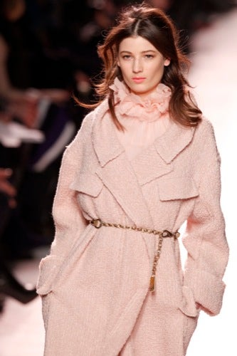 Luck Be A Lady At Nina Ricci