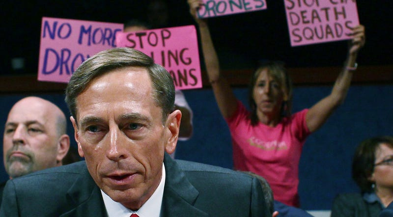 Memo: CUNY is Moving David Petraeus Seminar to Avoid Protestors