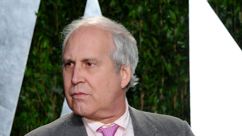 Later, Dickhead: Chevy Chase Leaving Community