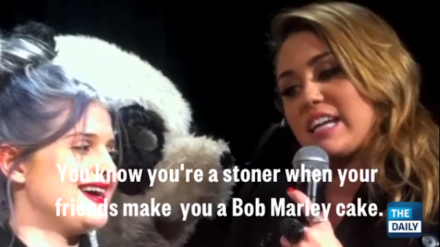 Miley Cyrus: I 'Smoke Way Too Much F—ing Weed'