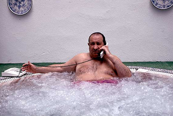 If Only All Hot Tubs Could Be Time Machines
