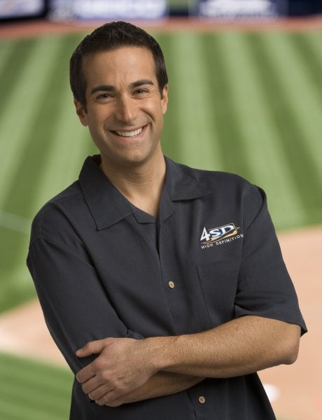 Matt Vasgersian Christens The MLB Network With Its First F-Bomb