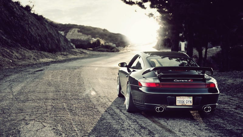Keep oppo Porsche