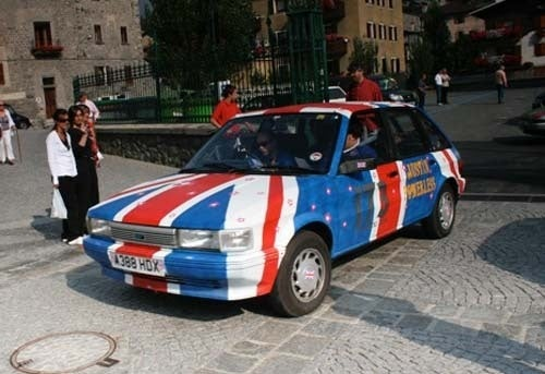 Calais To Prague In £150 Cars: The Czech Wrecks Rally