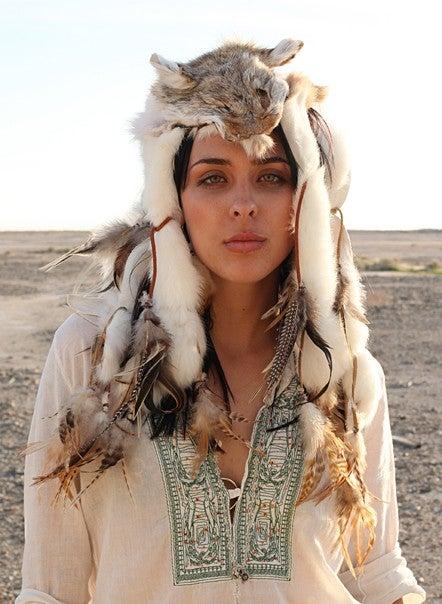 Feathers And Fashion: Native American Is In Style