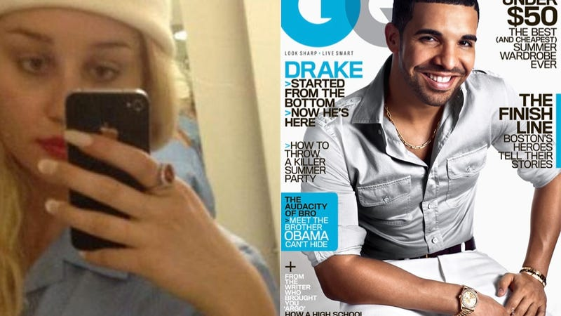 GQ Made Drake Their Coverboy Just for Amanda Bynes