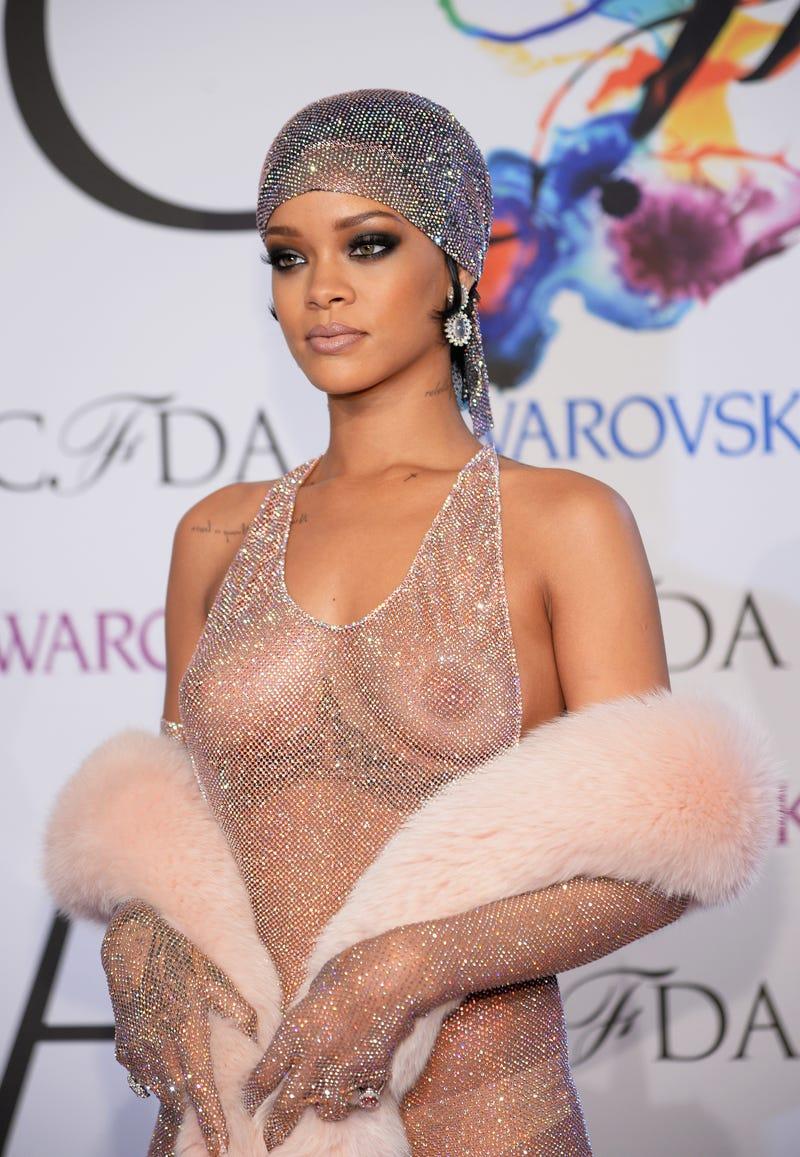 Rihanne nue : toutes les photos de Rihanna nue