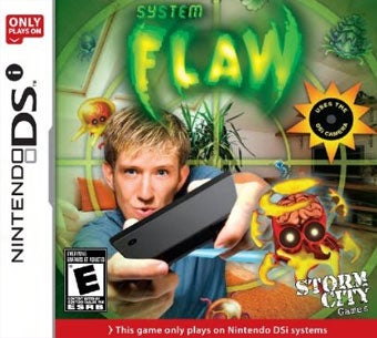 System Flaw Is Actually The First DSi-only Game