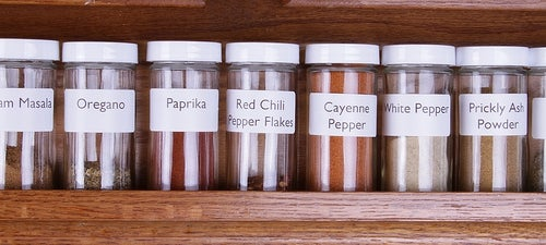 Fill Your Own Spice Jars for Convenience and Savings