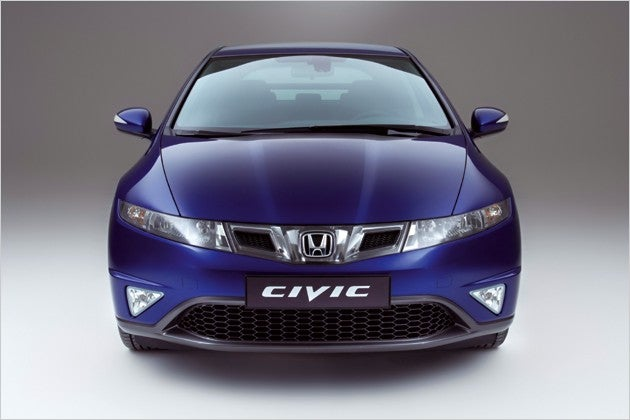 2009 Honda Civic Hatchback Lineup Reveals Minor Facelift We Won't Get
