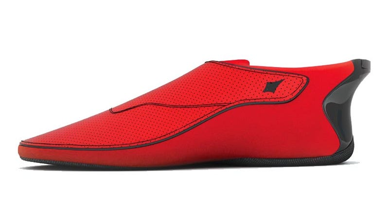 Could vibrating Bluetooth shoes help you race?