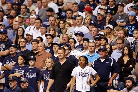 Suddenly, It's the Rays Staring Down Elimination