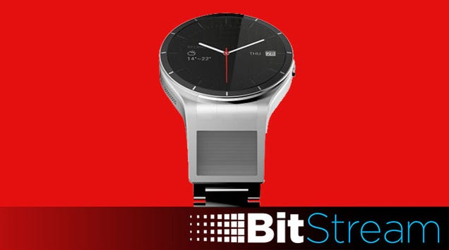 Lenovo's Mulling a Bizarre Smartwatch With a Second Screen