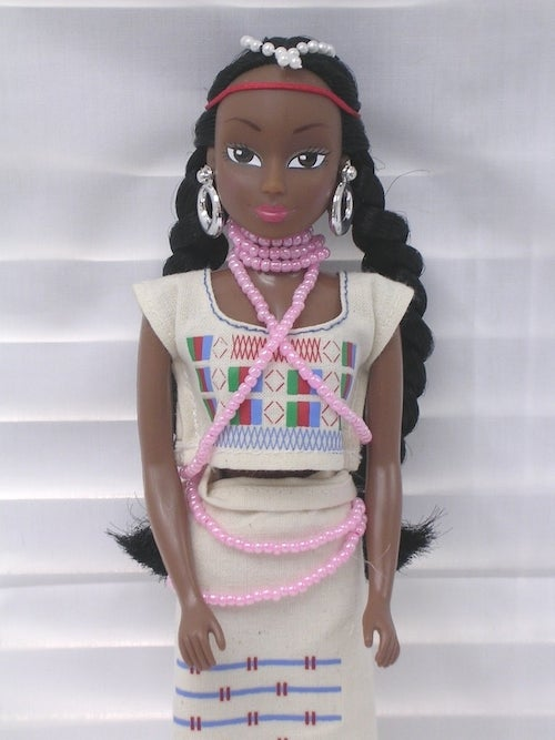 Nigerian 'Queens of Africa' Dolls Give Girls What Barbie Can't