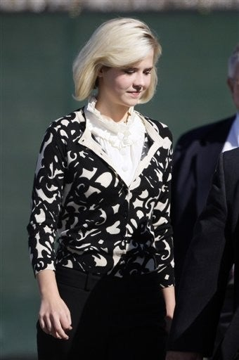 Elizabeth Smart Reveals Daily Rapes, Other Details Of Captivity