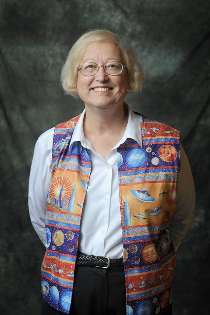 All Hail Your 2011 Nebula Awards Grand Master: Connie Willis!