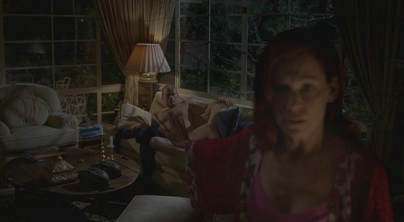True Blood serves up crazy in a pair of He-Man Footie Pajamas