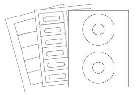 Get label templates from Worldlabel