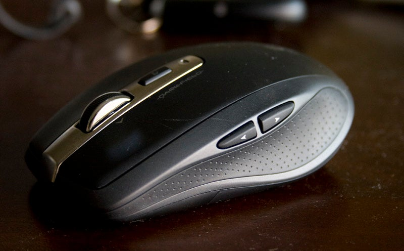 Logitech Performance, Anywhere Mouse MX Review