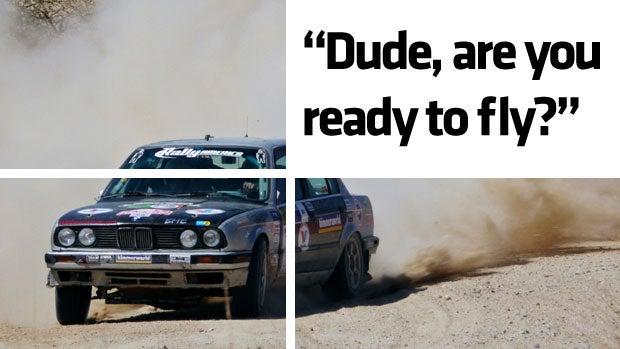 The $500 Craigslist rally car returns to Mexico