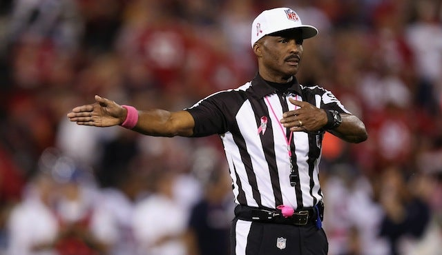 NFL Ref Refused To Work Washington Games Because Of Racist Name