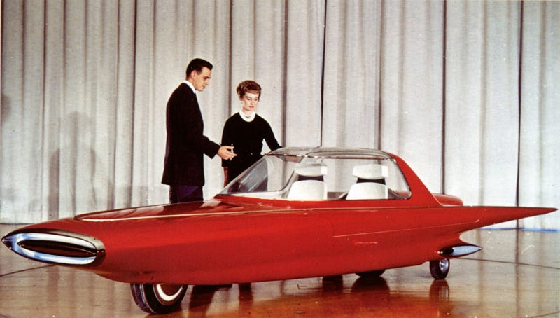 The Ten Most Amazing 'Cars Of The Future' That Were Actually Horrible