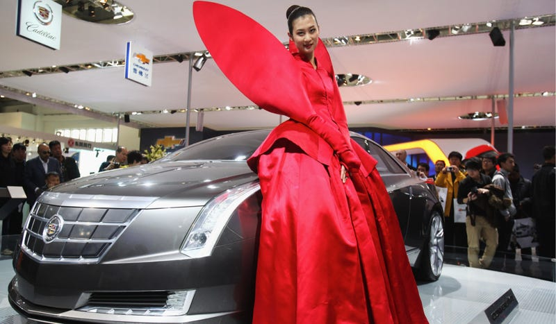 Cadillac Wants To Lay The Smack Down On Audi In China