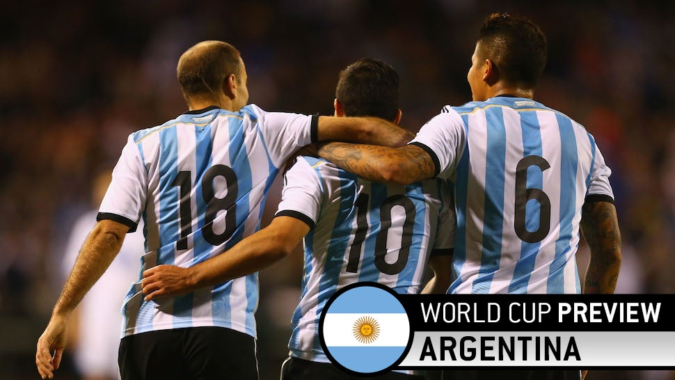 Argentina Have Stopped Giving A Fuck, And Are Betting It All On Attack