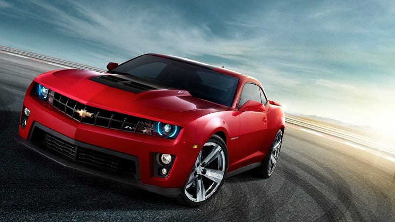 Camaro ZL1 is one expensive bitch at $54,995