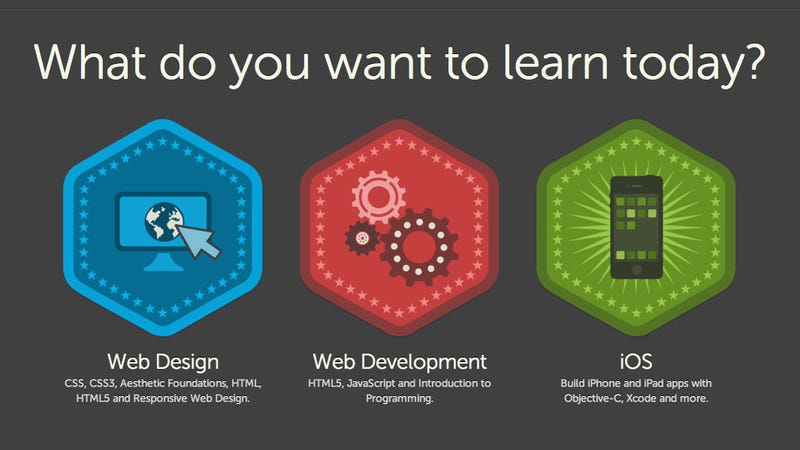 Treehouse Is an Elegant, Focused Online Learning Resource for Aspiring Designers and Developers