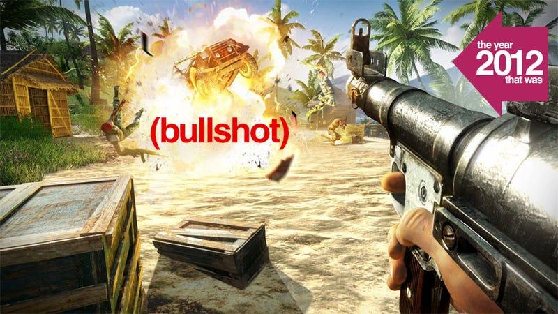 The Year's Worst Bullshots, aka, Screenshots That Lied To You