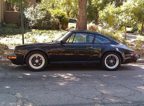 1984 Porsche Carrera Down On The Denver Street