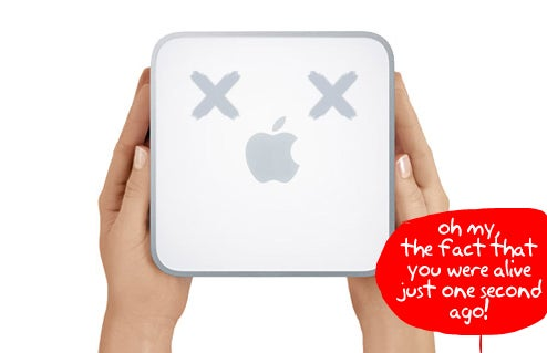Apple Stops Mac Mini Shipments to Retailers, Says to Expect No More