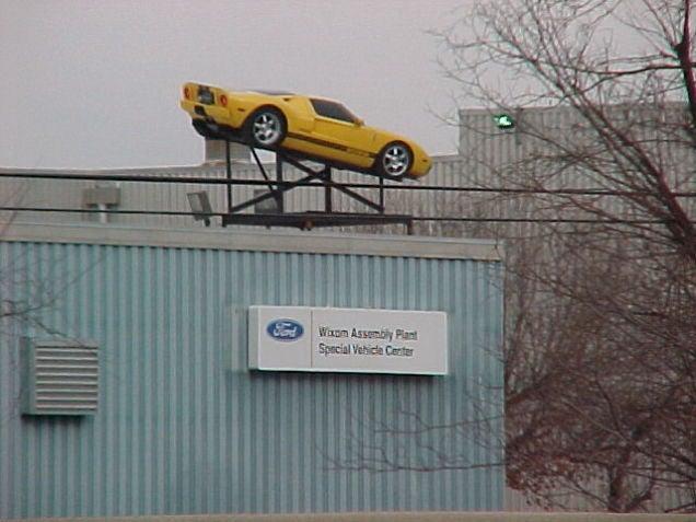 Ford Friday. I win.