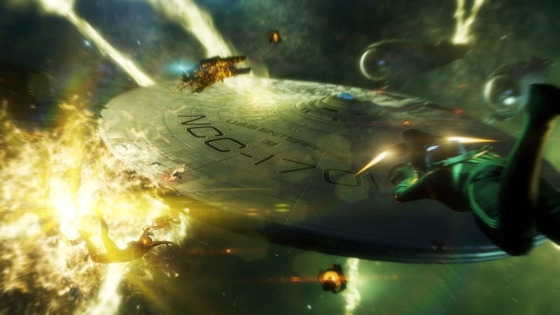 Star Trek Video Game Beams Down to the Surface in Early 2013