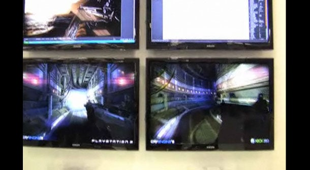 CryEngine 3, 360 vs PS3