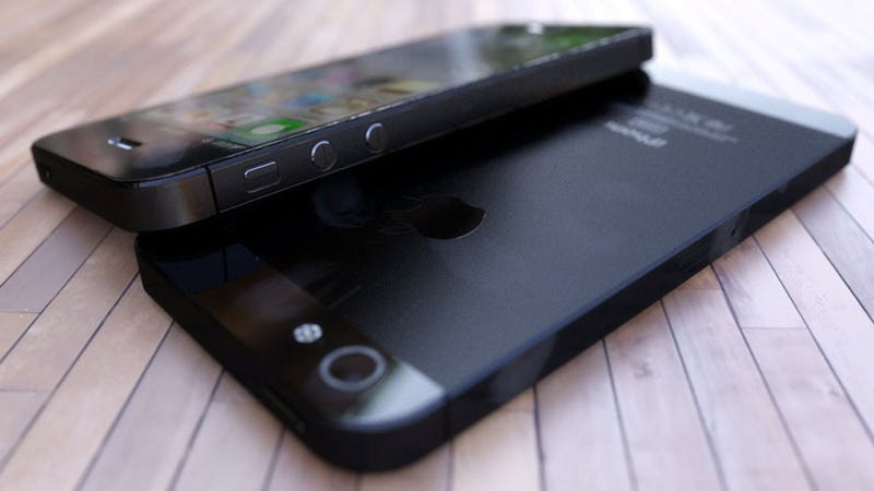 The New iPhone 2012 Could Look Quite Beautiful