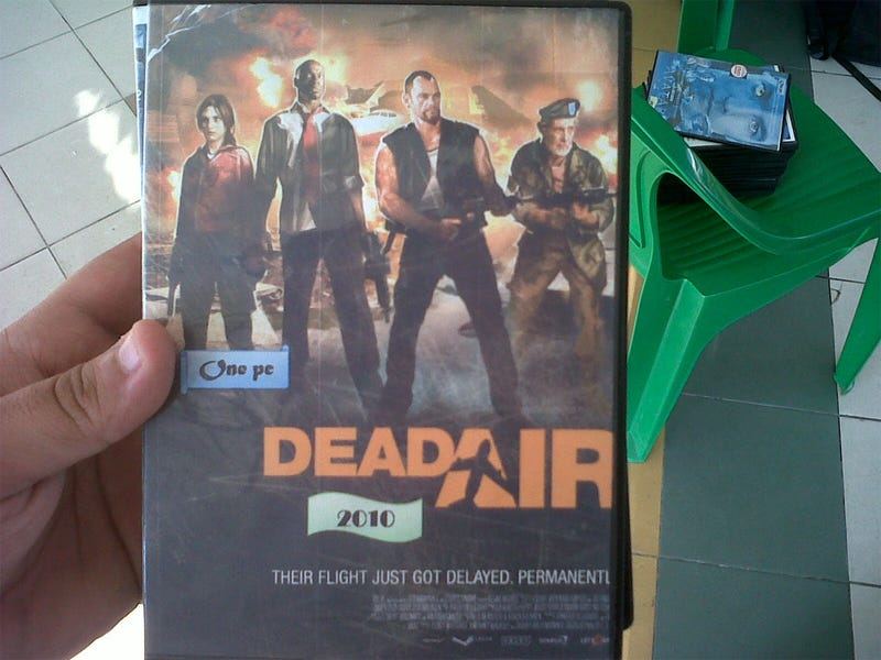 Left 4 Dead: The Movie Is A Dominican Republic Exclusive