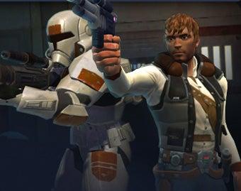 Star Wars: The Old Republic Testing Begins