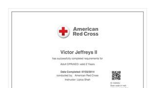 I AM A GOOD KISSER : AMERICAN RED CROSS CERTIFIED