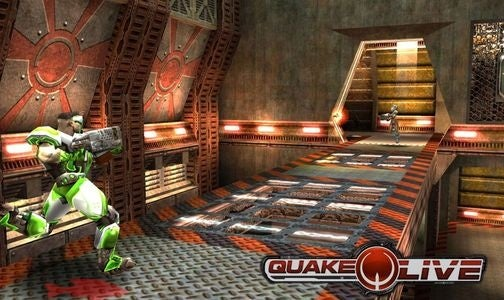 id Considering Enemy Territory For Quake Live Treatment