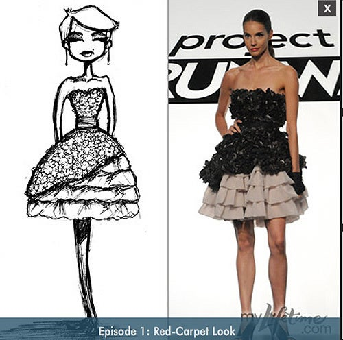 Project Runway: Tender Tim Makes Everything Better